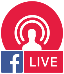 Streaming por Facebook Live
