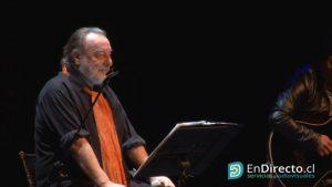 Patricio Manns Teatro Caupolican