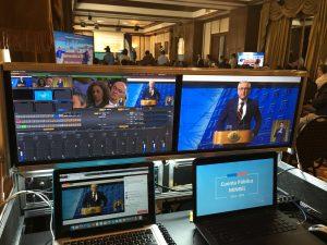 Streaming – Facebook Live – Cuenta Pública 2014-2018 del Ministerio de Relaciones Exteriores
