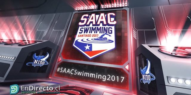 Streaming SAAC Swimming 2017 at Nido de Aguilas