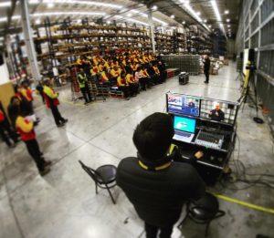 Streaming DHL Supply Chain - Santiago de Chile
